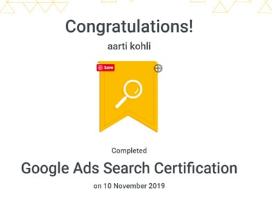 Google Digital Sales Certified